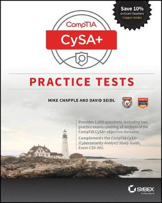CompTIA CySA+ Practice Tests by Mike Chapple