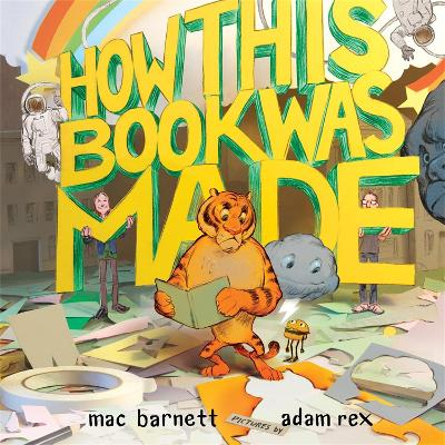 How This Book Was Made book