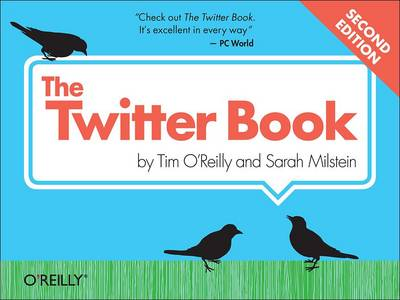 The Twitter Book by Tim O'Reilly