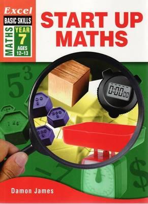 Start Up Maths: Year 7 - Student Workbook book