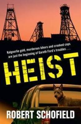 Heist book