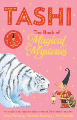 The Book of Magical Mysteries: Tashi Collection 3 by Anna Fienberg