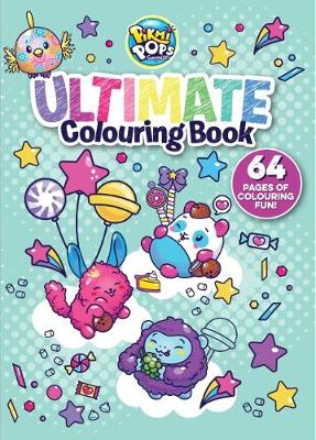 Pikmi Pops: Ultimate Colouring Book by