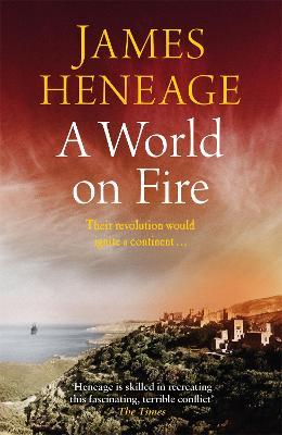 A World on Fire book