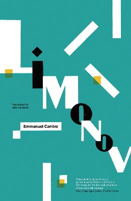 Limonov by Emmanuel Carrere