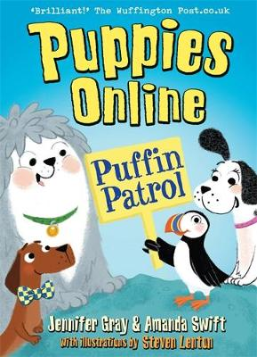Puppies Online: Puffin Patrol by Amanda Swift