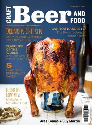 Craft Beer and Food by Jess Lomas