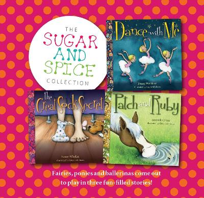 Sugar and Spice Collection by Susanne Merritt