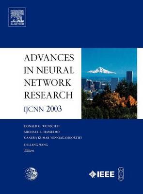Advances in Neural Network Research: IJCNN 2003 book