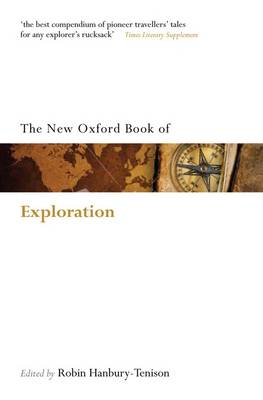 The Oxford Book of Exploration by Robin Hanbury-Tenison