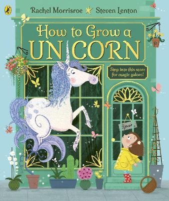How to Grow a Unicorn book