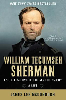 William Tecumseh Sherman by James Lee McDonough