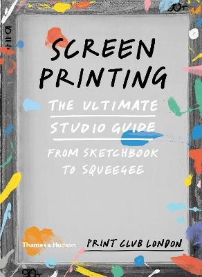 Screenprinting book