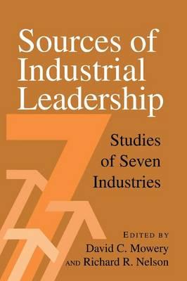 Sources of Industrial Leadership book