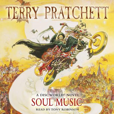Soul Music book