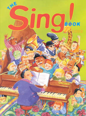 The Sing Book 2000 by Tom Jellett