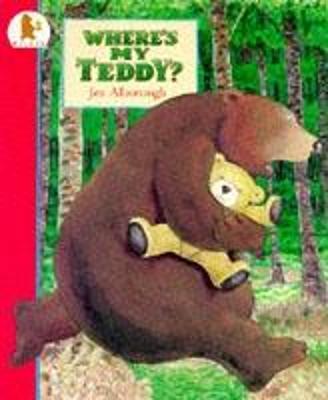 Where's My Teddy? book