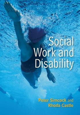 Social Work and Disability book