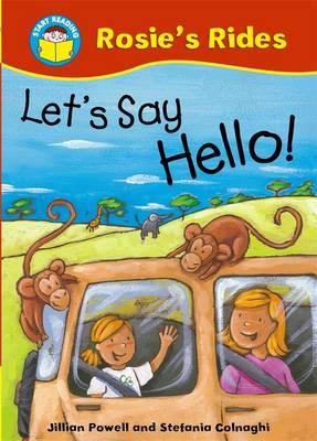 Let's Say Hello! by Jillian Powell