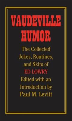 Vaudeville Humor book