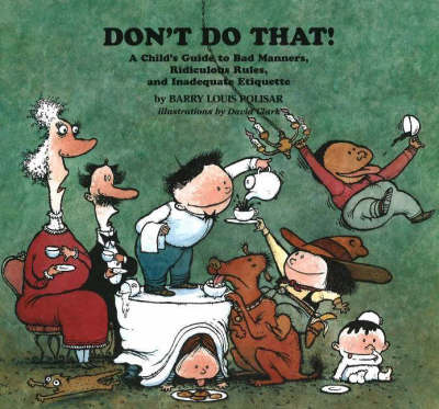 Don't Do That! by Barry Louis Polisar