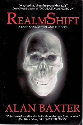 RealmShift by Alan Baxter