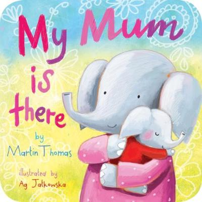 My Mum is There book