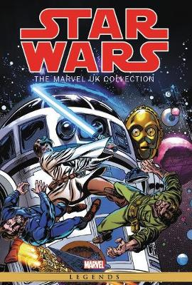 Star Wars: The Marvel UK Collection Omnibus by Archie Goodwin