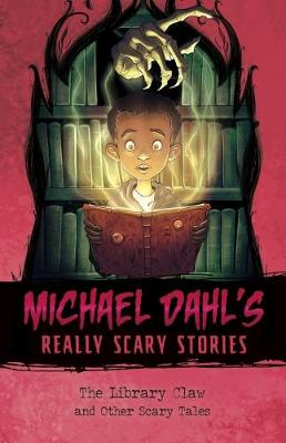 The Library Claw: And Other Scary Tales book