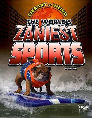 World's Zaniest Sports book