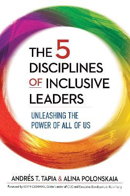 5 Disciplines of Inclusive Leaders book