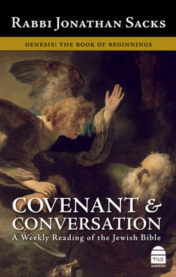 Covenant and Conversation by Jonathan Sacks
