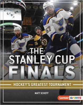 The Stanley Cup Finals by Matt Scheff