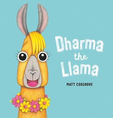 Dharma the Llama by Matt Cosgrove