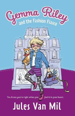 Gemma Riley and the Fashion Fiasco book