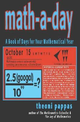 Math-A-Day by Theoni Pappas