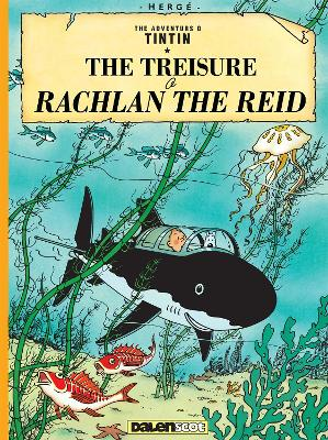 The Treisure o Rachlan the Reid: 2020 by Herge