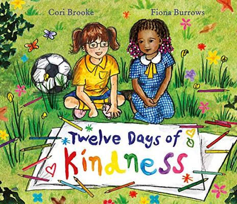 Twelve Days of Kindness by Cori Brooke