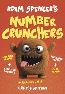 Adam Spencer's Number Crunchers book