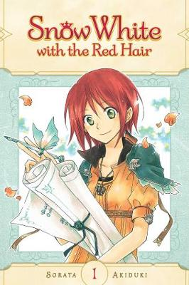 Snow White with the Red Hair, Vol. 1 by Sorata Akiduki