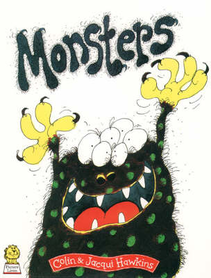 Monsters by Colin Hawkins