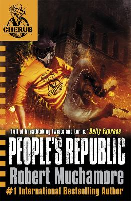CHERUB: People's Republic by Robert Muchamore