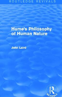 Hume's Philosophy of Human Nature by John Laird