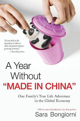 """A Year Without """"Made in China"""" by Sara Bongiorni"""