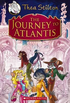 Thea Stilton Special Edition #1: Journey to Atlantis by Thea Stilton