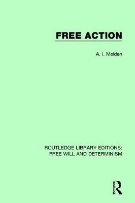 Free Action by A.I. Melden