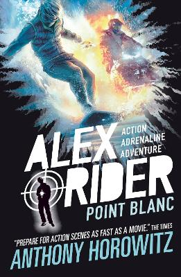 Point Blanc book