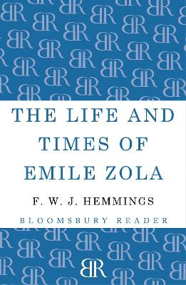Life and Times of Emile Zola book