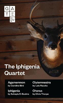 Iphigenia Quartet by Lulu Raczka