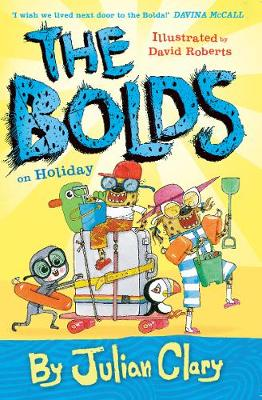 Bolds on Holiday book